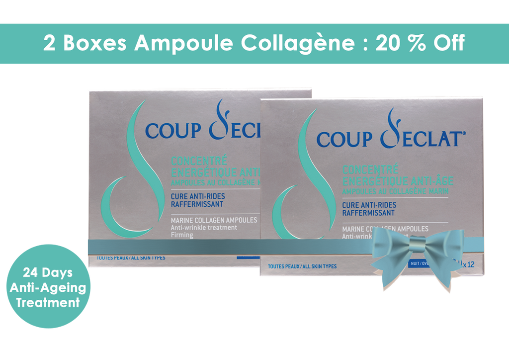 Coup D'Eclat Marine Collagen Vials - Buy 2 Save 20%