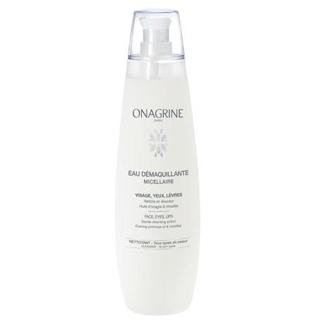 Onagrine Micellar Cleansing Water - Face Eyes & Lips