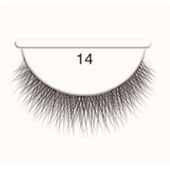 Andrea Strip Lashes # 14 - Black