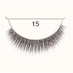 Andrea Strip Lashes # 15 - Black