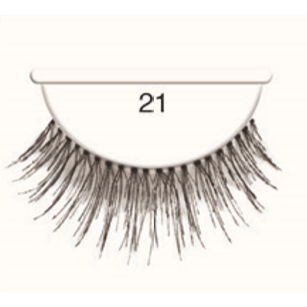 Andrea Strip Lashes # 21 - Black