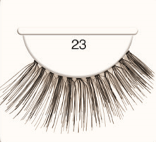 Andrea Strip Lashes # 23 - Black