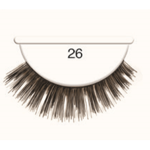 Andrea Strip Lashes # 26 - Black