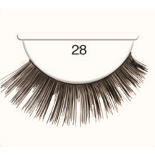 Andrea Strip Lashes # 28 - Black