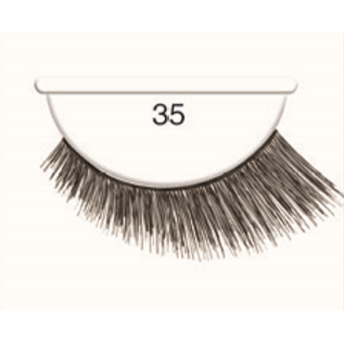 Andrea Strip Lashes # 35 - Black