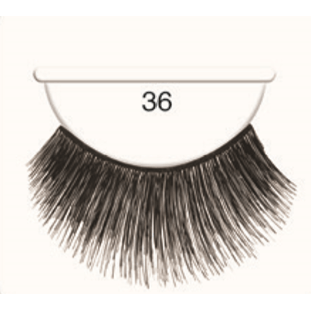 Andrea Strip Lashes # 36 - Black