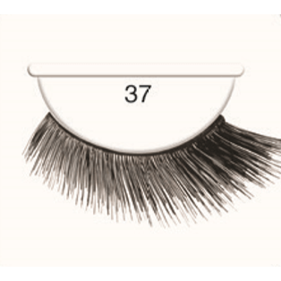 Andrea Strip Lashes # 37 - Black