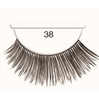 Andrea Strip Lashes # 38 - Black