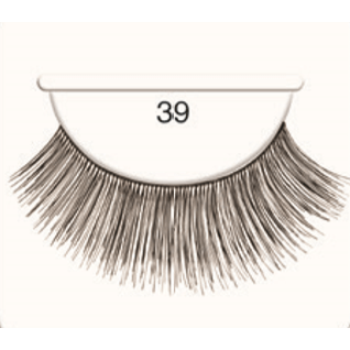 Andrea Strip Lashes # 39 - Black