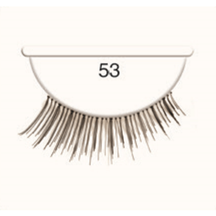 Andrea Strip Lashes # 53 - Black