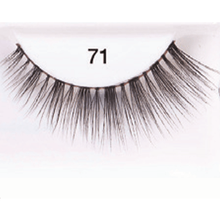 Andrea Strip Lashes # 71 - Black