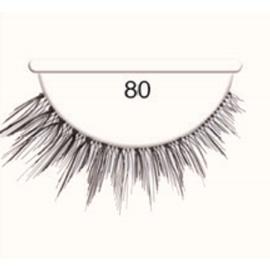 Andrea Strip Lashes # 80 - Black