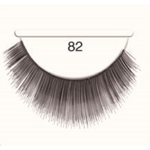 Andrea Strip Lashes # 82 - Black