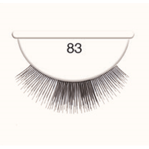 Andrea Strip Lashes # 83 - Black