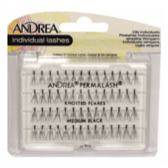 Andrea Individual Lashes Knotted Flares Medium