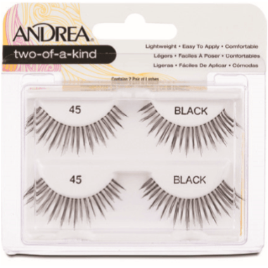 Andrea Two of a Kind - False Lashes Twinpack