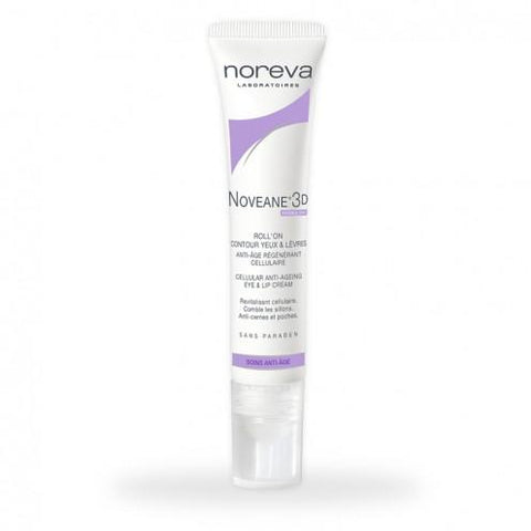Noreva Noveane Roll'On Cellular Eye and Lip Cream