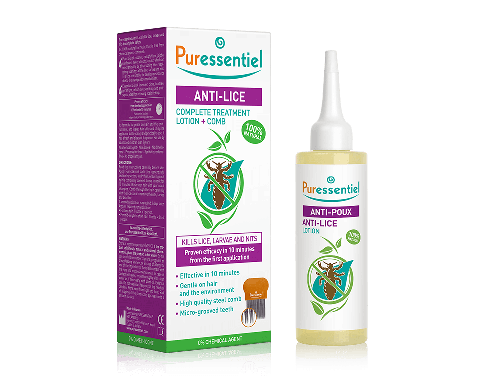Puressentiel Anti-Lice Lotion 100ml