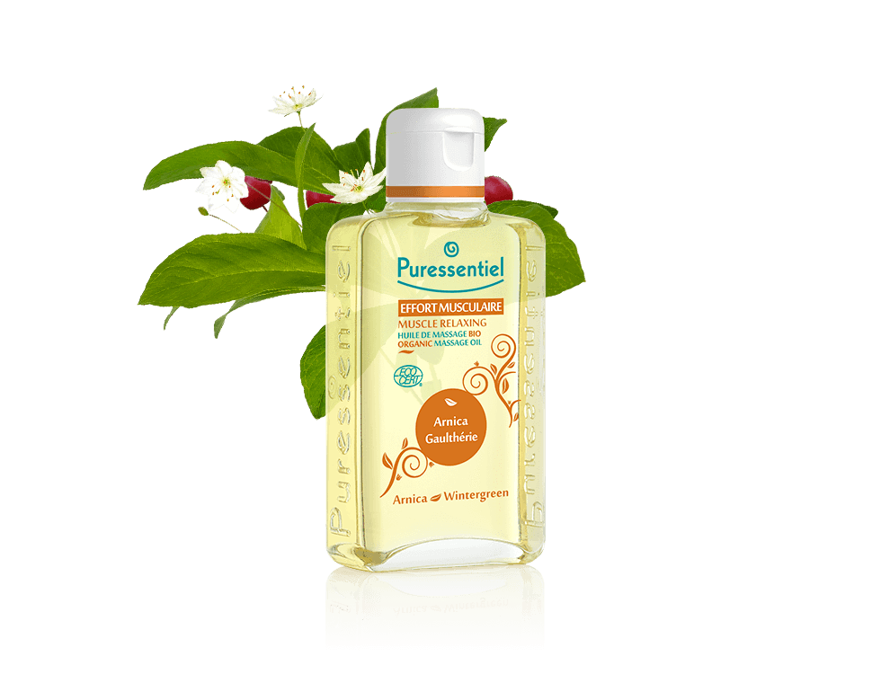 Puressentiel Massage Oil