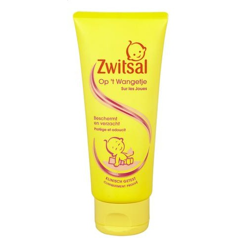 Zwitsal Baby Face Cream