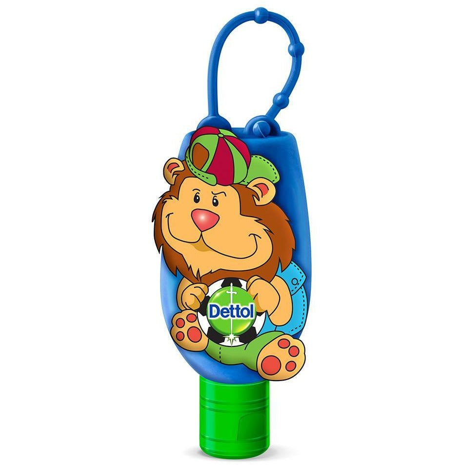 Dettol Hand Sanitizer Limited Edition - Lion