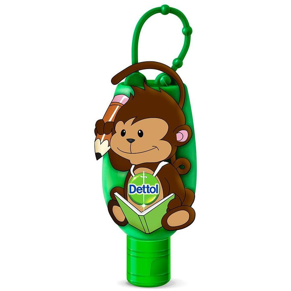 Dettol Hand Sanitizer Limited Edition - Monkey