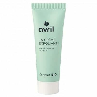 Avril Exfoliating Face Cream - Certified Organic