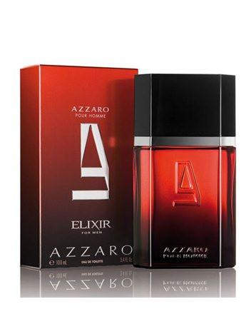 Azzaro Elixir Eau De Toillette For Men 100 ml