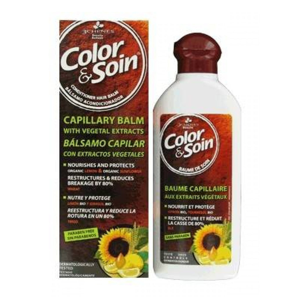 Color & Soin Conditioner for Coloured Hair