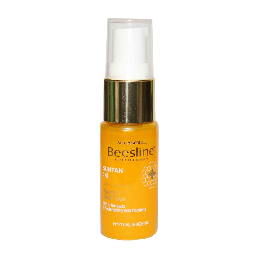 Beesline SunTan Oil Sample 15ml - Free with any purchase with promocode: HowTanCanYouGet