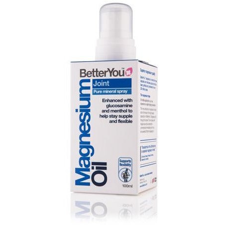 BetterYou Magnesium Oil Joint Spray