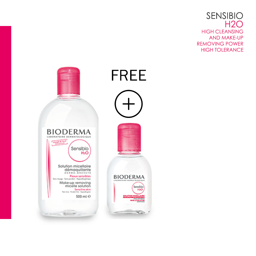 Bioderma Perfect Cleansing Combo Offer