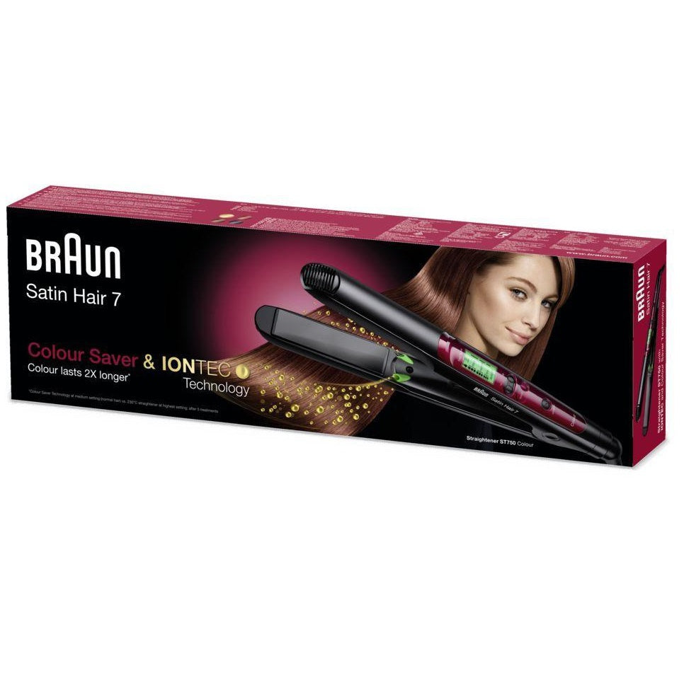 Braun Satin Hair 7 Hair Straightener ST750