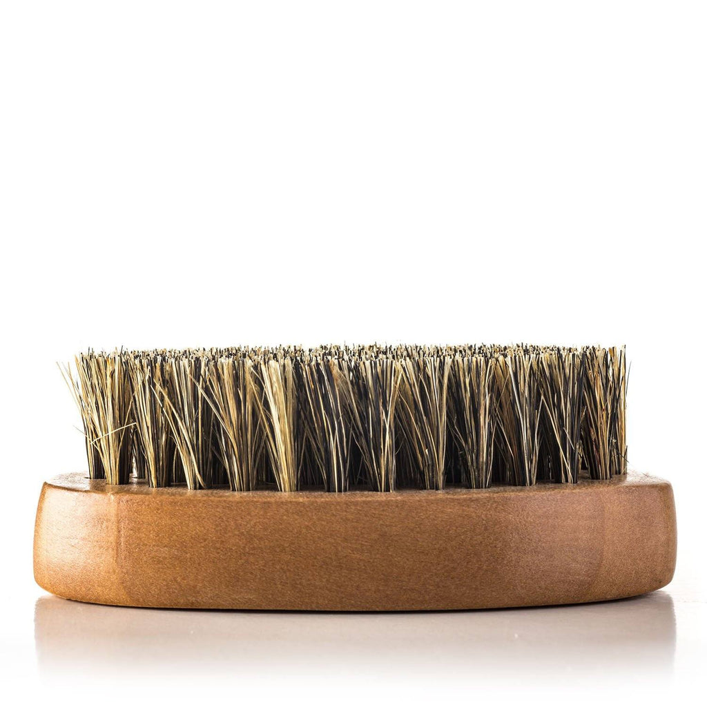 Bou Shanab Beard Brush – Oval