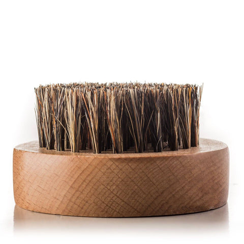 Bou Shanab Beard Brush – Round