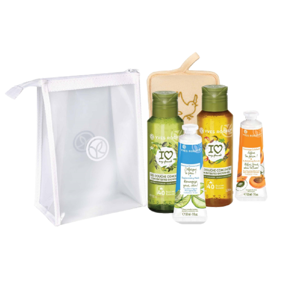 Yves Rocher Body Care bundle 20% Off!