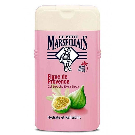 Le Petit Marseillais Provence Fig Shower Cream - 250ml