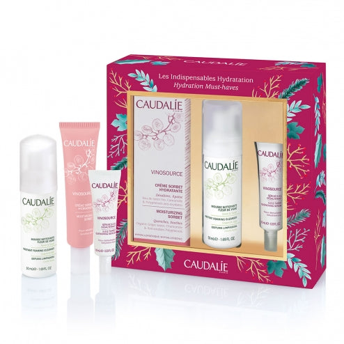 Caudalie Vinosource Hydration Set