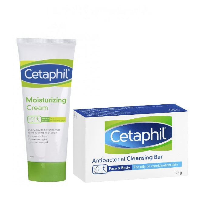 Cetaphil 7 Days of Positivity Offer: Healthy Routine Bundle 20% Off