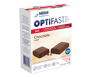 Optifast VLCD Chocolate Bar