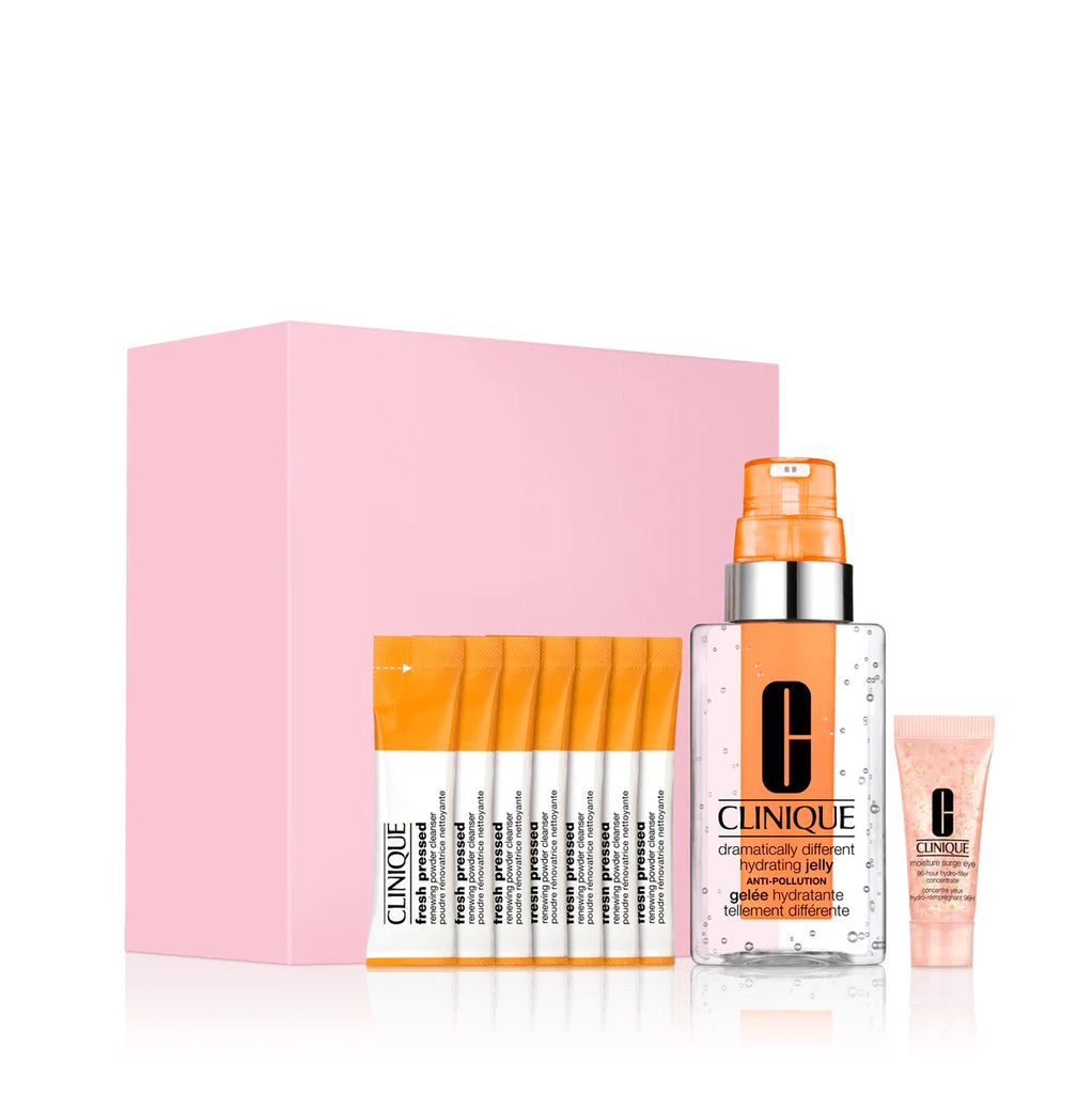 Clinique Super Charged Skin Your Way! Gift Set