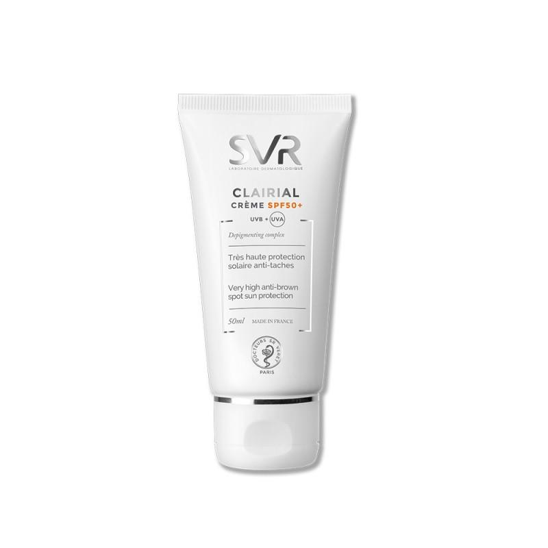 SVR Clairial SPF50+ cream brown spots 50ml