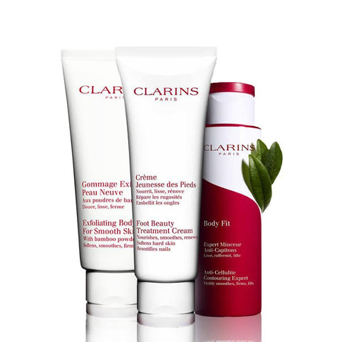 Clarins Running Essentials - Gift Set
