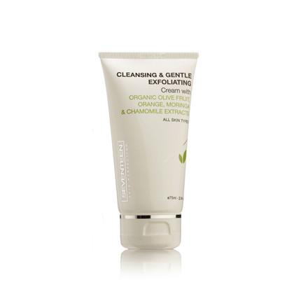 Seventeen Cleansing & Gentle Exfoliating Cream