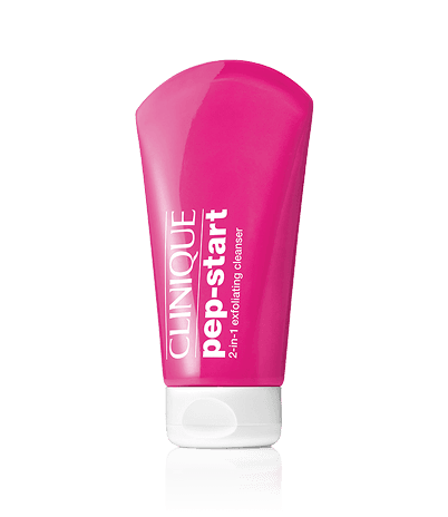 Clinique Pep-Start 2in1 Exfoliating Cleanser