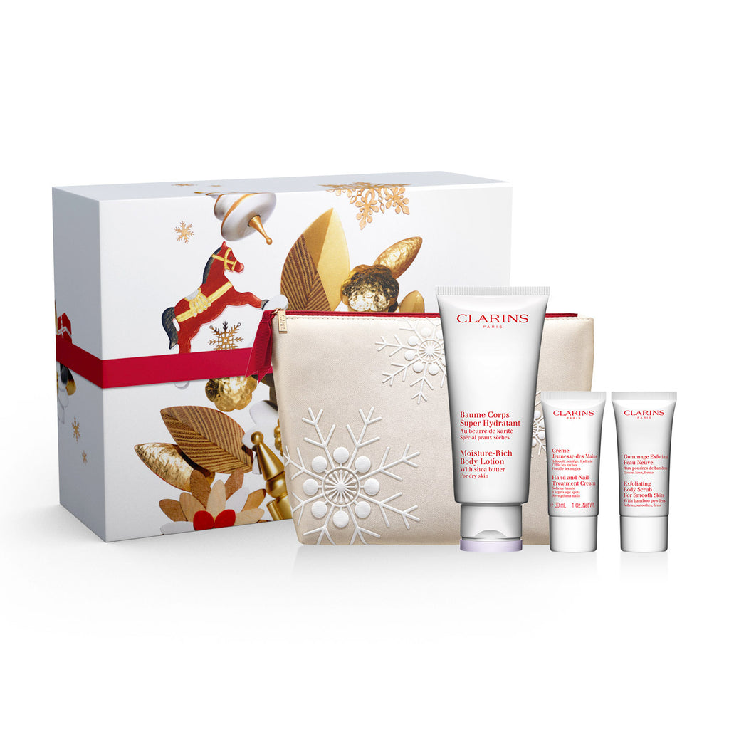 Clarins Body Care Collection Christmas Gift Set