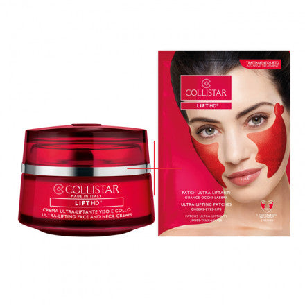 Collistar Ultralift Face & Neck Cream Kit