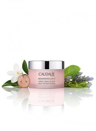Caudalie Resveratrol Night Infusion Cream