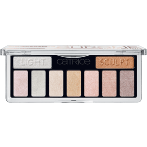 Catrice Ultimate Chrome Coll. Eyeshadow Pal