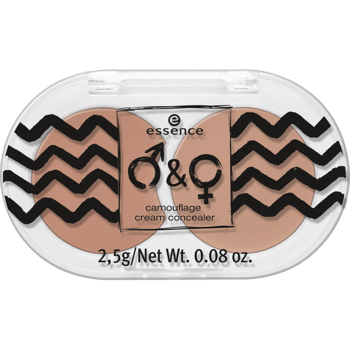 Essence Boys and Girls Camouflage Cream Concealer